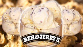 Ben And Jerry's Chocolate Chip Cookie Dough Ice Cream / Homemade Recipe