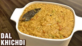 Dal Khichdi Tadka / How To Make Dal Khichdi In Pressure Cooker / Easy Rice Recipe By Chef Tarika