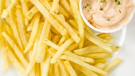 French Fries / How To Make Perfect Restaurant Style Indian Potato French Fries At Home