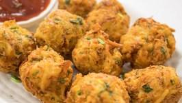 Maggi Pakora - Masala Maggi Pakoda - Quick And Easy Evening Veg Snacks - Indian Recipe