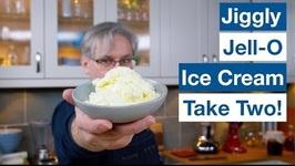 Jell-O Ice Cream Tests - Take 2
