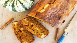 Breakfast Recipe-Best Ever Pumpkin Bread