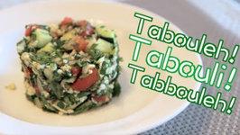 Tabouleh! Tabouli! Tabbouleh! - Rule Of Yum Recipe