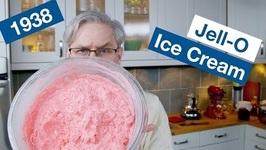 1938 Depression Era Jell-O Ice Cream