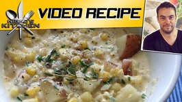 How To Make Chicken And Corn Soup
