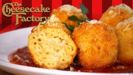 Cheesecake Factory Fried Mac And Cheese - Recipe Hack