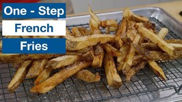 How To Make Chips / French Fries / Frites