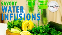 Non Fruit Water Recipes For Detox Slimming