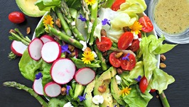 Lunch Recipe- Spring Salad