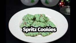 How To Make Spritz Cookies