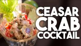 CEASAR CRAB Cocktail SALAD