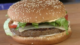 McDonald's Big Tasty Cheeseburger Copycat Recipe!