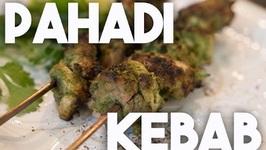PAHADI KEBAB - Mint And Coriander Boneless chicken
