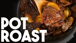 Pot Roast Indian Style Roast Beef