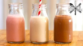 How To Make Oat Milk - 3 Flavours - Lactose, Soy And Nut Free