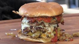 Death By Triple Bacon Cheeseburger
