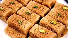 Milk Cake -Perfect Alwar Ka Mawa Halwai Style