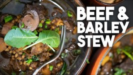 Beef And Barley Stew - Healthy Recipe