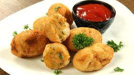 Bread Roll Recipe - Potato Stuffed Bread Rolls - Quick And Easy Snack Recipe - Varun