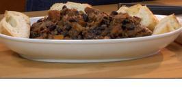 Black Bean Stew with Turkey