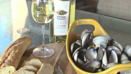 Drunken Clams - How to Create a Flavorful Summer Time Appetizer