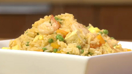 Quick Spicy Thai Fried Rice