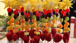 Magic Fruit Wands