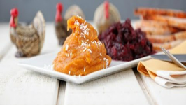 Whipped Coconut Sweet Potatoes - Thanksgiving Collaboration