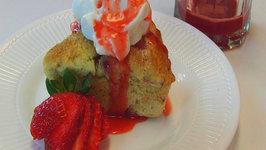 Betty's Fresh Strawberry Syrup