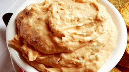 Betty's Quickest Mexican-Style Bean Dip