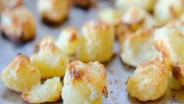 Crispy Potatoes that are Fat Free!