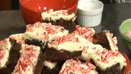 Brownies 2 Ways and Chocolate Holiday Bark