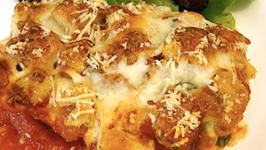 Low Carb Chicken Parmesan