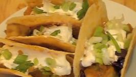 Low Carb Stir Fried Shrimp Taco - Part 2 - Shrimp Mixture