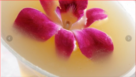French Pear Mocktail