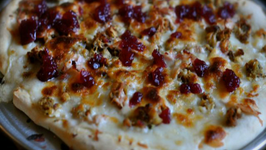 Double Daves Thanksgiving Pizza