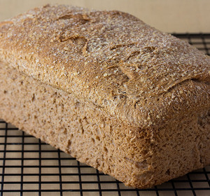 Cracked Wheat Bread Recipe by Chef.at.Home | ifood.tv
