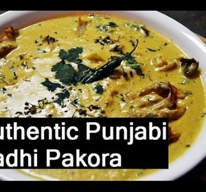 Punjabi kadhi pakora traditional authentic recipe of pakoda kadi punjabi kadhi pakora traditional authentic recipe of pakoda kadi recipe video by chawlaskitchen ifood forumfinder Image collections
