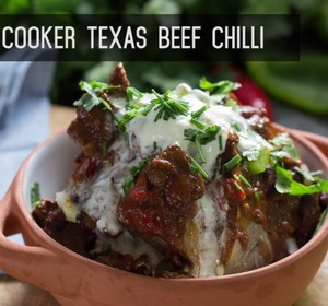 The recipe show by rattan direct slow cooker texas beef chili the recipe show by rattan direct slow cooker texas beef chili recipe video by rattandirect ifood forumfinder Image collections