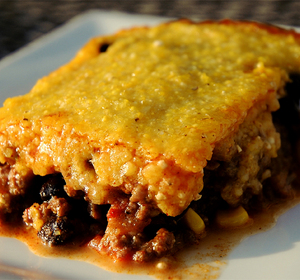 Jiffy Tamale Pie Recipe By Diet Chef Ifood Tv