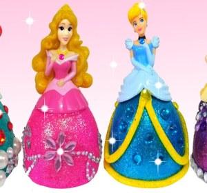 6a65d78e9d9 Play Doh Sparkle Barbie Disney Princess Dress Shoe High Heel Glitter ...