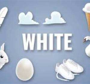 Learn Color White Song - Learn The White Colours - Preschool Colors Nursery  Rhymes