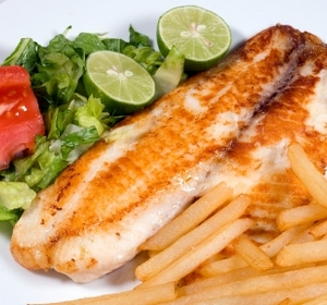 Basa fish recipe by foodmyworld for What kind of fish is basa