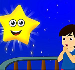 Star Light Star Bright >> Star Light Star Bright Nursery Rhymes Video By Baby Nursery Rhymes