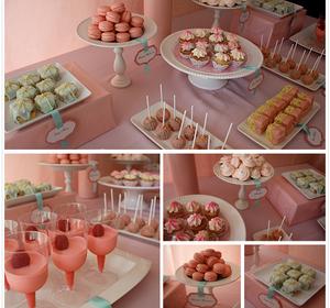 bridal shower dessert ideas by nithya ifoodtv