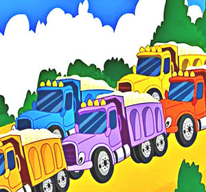 Dump truck songs for toddlers