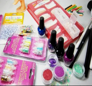 Materials Used For Nail Design Video By Simplekidscrafts Fawesome