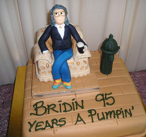 Cake Decoration Ideas For A 95th Birthday By Romika