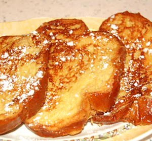 Challah Bread French Toast Recipe By Santiago Ifood Tv