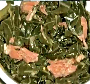 Collard Green Salad Soul Food Recipe